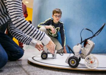 technologische Faszination Potsdamer Tag der Wissenschaften - P3 Projekt